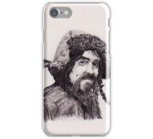 Hat Dwarf iPhone Case/Skin