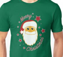 Merry Christmas - Santa Claus Smiley XMAS - Père Noël Unisex T-Shirt