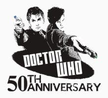 50th anniversary spoilers T-Shirt