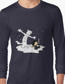 Jon and Ghost Long Sleeve T-Shirt