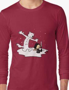 Jon and Ghost Long Sleeve T-Shirt