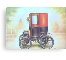 Old Cars Series #3 Canvas Print