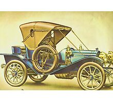 Old Cars Series #7 Photographic Print