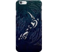 Aotearoa Moko Map iPhone Case/Skin