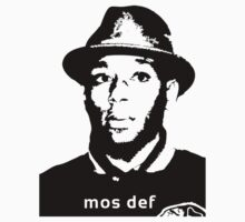 Mos def shirt by orion4242