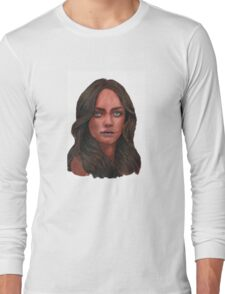 Amanda Seyfried - as Pocahontas Long Sleeve T-Shirt