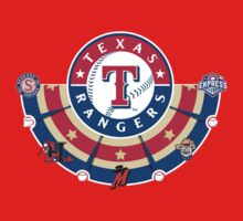 texas rangers by rindubenci69