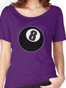 8 Ball Women's Relaxed Fit T-Shirt
