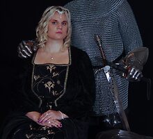 Medieval Couple #3 by Derek  Rogers
