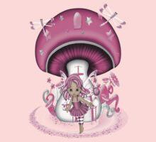 Little Pink Fairy .. tee shirt Kids Clothes