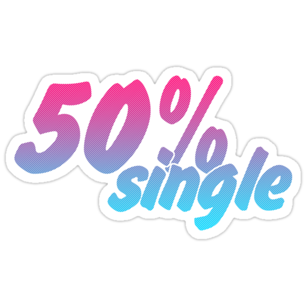 50% Single by CarbonClothing