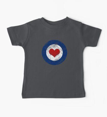 Air Force Love Baby Tee