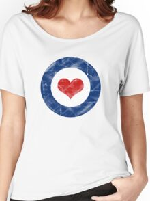 Air Force Love Women's Relaxed Fit T-Shirt
