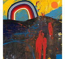 Number 2 (Rainbow Series) Photographic Print