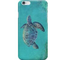 Deep Blue iPhone Case/Skin