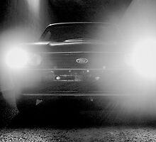 Ford Capri by Jamie Parker