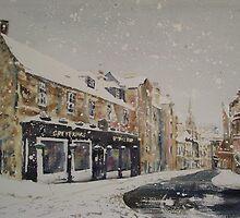 Greyfriars Bobby's Bar by Ross Macintyre
