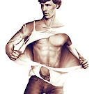 Sexy Benedict Cumberbatch / Sherlock V2 by Springintveld