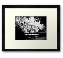 Dundas Arms Kintbury England Framed Print