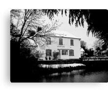Dundas Arms Kintbury England Canvas Print
