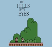 The Hills Have Eyes by YouKnowThatGuy