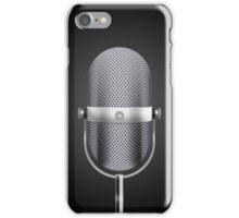 Microphone - Iphone Case iPhone Case/Skin