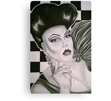 Such a drag Canvas Print