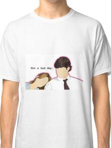 Jim and Pam - Custom L.C. Classic T-Shirt