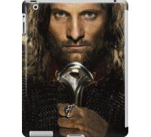 Aragorn/Elessar (iPad) iPad Case/Skin
