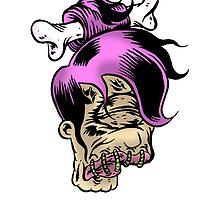 Shrunken Leela by ghostfreehood