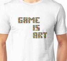 Game is art2 Unisex T-Shirt