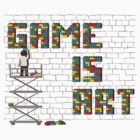 Games is art3 by theduc