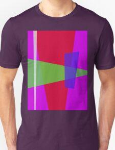 Blue Glassg Unisex T-Shirt