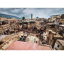 reportage-morocco 1 Photographic Print