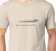 Ceci n'est pas un joint1 Unisex T-Shirt