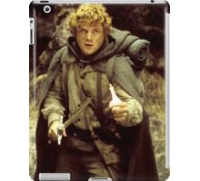 Sam Gamgee (iPad/iPhone/iPod) iPad Case/Skin