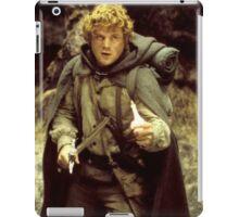 Sam Gamgee (iPad/iPhone/iPod) iPad Case/Skin