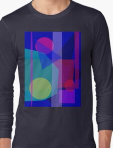Rain in the Afternoon Long Sleeve T-Shirt