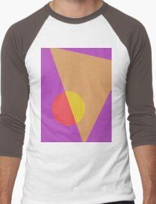 Slow Talk Men's Baseball ¾ T-Shirt