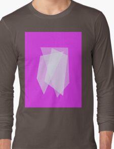 Three Quadrangles Long Sleeve T-Shirt