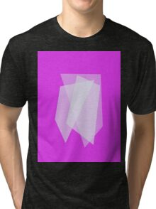 Three Quadrangles Tri-blend T-Shirt