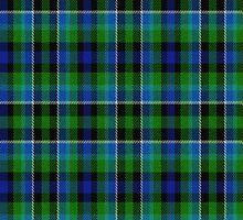 02334 King County, Washington Fashion Tartan Fabric Print Iphone Case by Detnecs2013