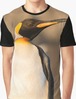 King Penguin at Gold Harbour Graphic T-Shirt