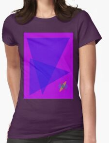 The Smallest Continent Womens Fitted T-Shirt