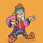 The wizard man by Jack Harrison