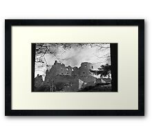 Mountain of Honor Framed Print
