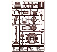 Build Your Own Doctor Who 1 Photographic Print