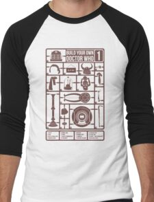 Build Your Own Doctor Who 1 Men's Baseball ¾ T-Shirt