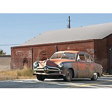 1950 Ford Coupe Photographic Print