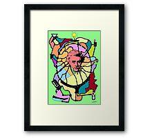 Soren Kierkegaard Framed Print
